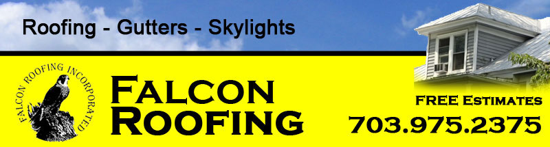 Falcon Roofing - Siding, Roofing, Gutters, Skylights and Attic Fans in Arlington VA